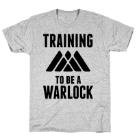 Training To Be A Warlock