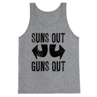 Suns Out, Guns Out (Tank)