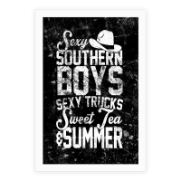 Sexy Southern Boys, Sexy Trucks, Sweet Tea & Summer