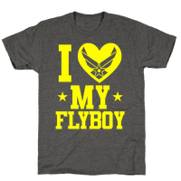 I Love My Flyboy (Air Force Tank)