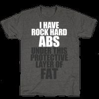 I Have Rock Hard Abs