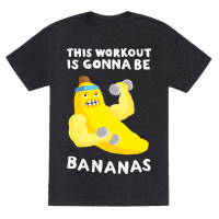This Workout Is Gonna Be Bananas