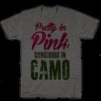 Pretty In Pink Dangerous In Camo
