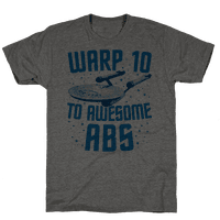 Warp 10 To Awesome Abs