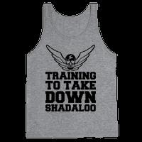 Training To Take Down Shadaloo