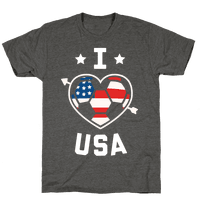 I Love USA (Soccer)