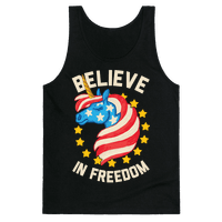 Believe In Freedom Tank