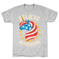 Believe In Freedom Tee