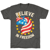 Believe In Freedom