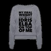Ideal Weight (Idris Elba)