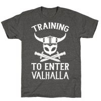 Training To Enter Valhalla Tee