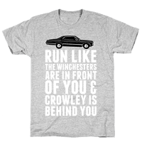 Run Like The Winchesters