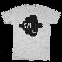 Swole Mates Distressed (swole half)