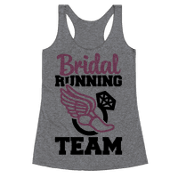 Bridal Running Team Racerback