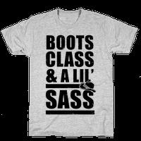 Boots, Class, & A Lil' Sass (Vintage)