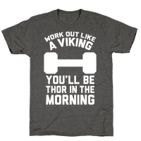Work Out Like A Viking