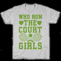 Who Run The Court Girls