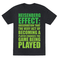 The Heisenberg Effect