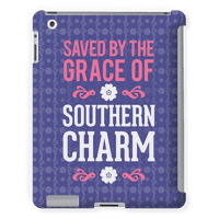 Saved By The Grace Of Southern Charm Tabletcase