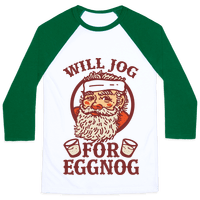 Will Jog For Eggnog