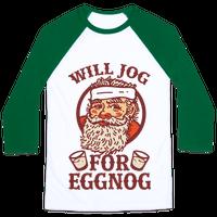 Will Jog For Eggnog