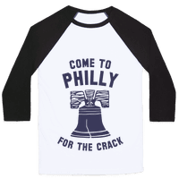 Come to Philly for the Crack