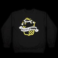 HuffleTUFF Pullover