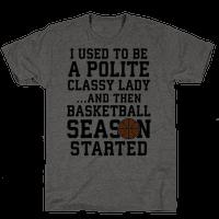 ...And Then Basketball Season Started