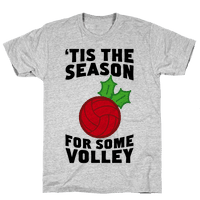 Tis The Season For Some Volley