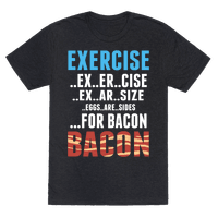 Eggs Are Sides...For Bacon! Tee