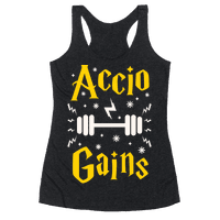 Accio Gains Racerback