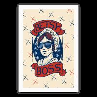 Betsy Boss Poster