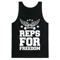 Reps For Freedom Tank
