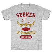 Seeker In Training (Gryffindor)