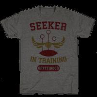 Seeker In Training (Gryffindor)