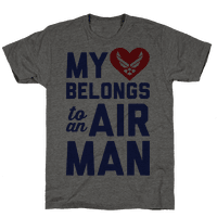 My Heart Belongs To An Airman