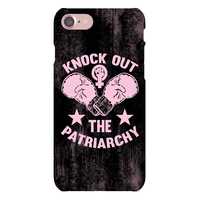 Knock Out The Patriarchy Phonecase