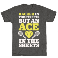Hacker In The Streets But An Ace In The Sheets