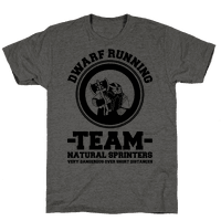 Dwarf Running Team Tee