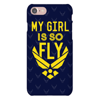 My Girl Is So Fly Phonecase