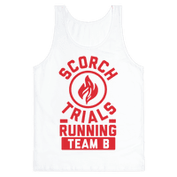 Scorch Trials Running Team B
