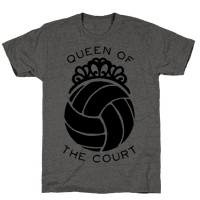 Queen Of The Court (Long Sleeve)