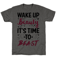 Wake Up Beauty Its Time To Beast