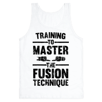 Training To Master The Fusion Technique Tank