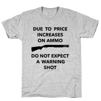 Don't Expect A Warning Shot (Political)