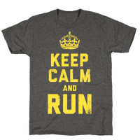 Keep Calm and Run (Dark Tank)