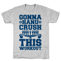 Gonna Hanu-Crush This Workout