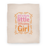 Little Whiskey Girl (Blanket)