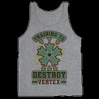 Training to Destroy Vertex Itsuki Tank