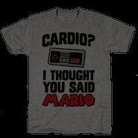 I Thought You Said Mario